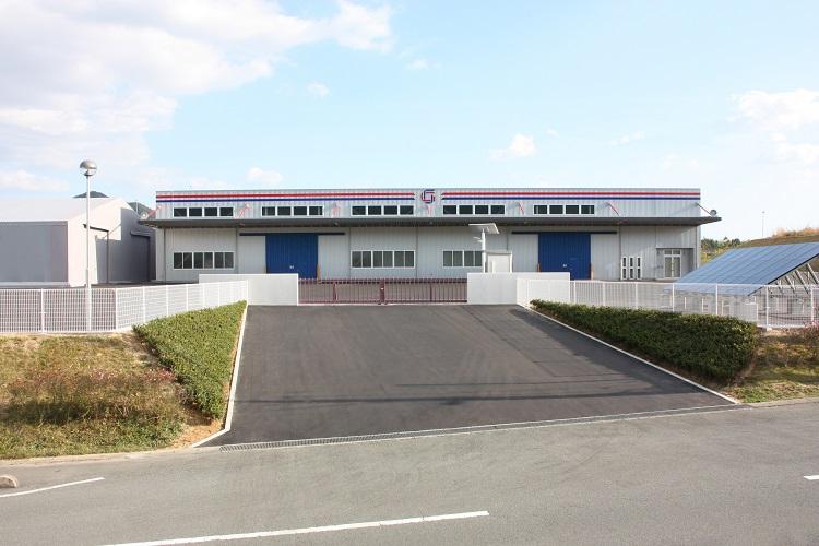ゴウダ(株)山口工場新築工事の画像