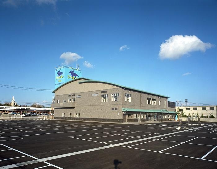(仮称)福山市営競馬宇部場外馬券発売所新築工事の画像