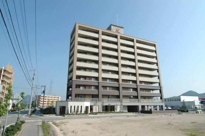 オーヴィジョン新山口セ・パルレ新築工事の画像