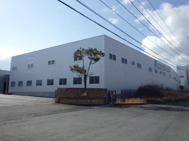 エルクホームズ(株)山口工場新築工事の画像
